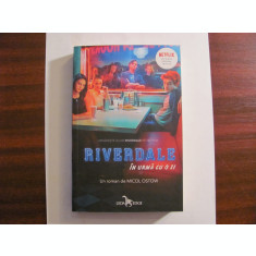 """AF - Micol OSTOW """"Riverdale, in Urma cu o Zi"""" / Necitita"""