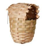 Cuib de bambus pentru păsări