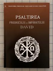 Psaltirea Proorocului si Imparatului David trad Vasile Radu si Gala Galaction foto
