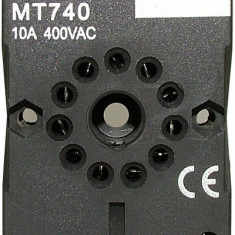 Soclu releu MK, MT740, 11 pini - 126973