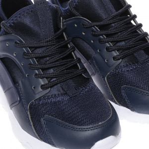 Pantofi sport copii Ionyl albastri