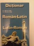 Cumpara ieftin Dictionar latin roman si roman latin - Marius Lungu, Mariana Lungu
