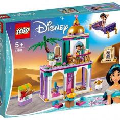 LEGO Disney Princess - Aventurile de la palat ale lui Aladdin si Jasmine 41161