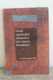 Eleodor Focseneanu - Doua saptamani dramatice din Istoria Romaniei