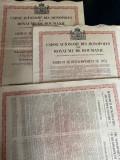 Obligatiune la purtator casa monopolurilor 1931