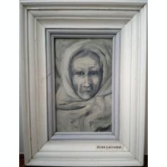 Doina Leahu pictura ulei tablou semnat pictor