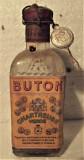 Lichior BUTON CHARTREUSE VERDE cl 7, gr 40 anii 1943/1946 SIGILLO REGNO