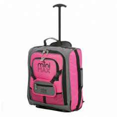 Troler pentru copii Karen Pink 30 L