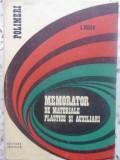 MEMORATOR DE MATERIALE PLASTICE SI AUXILIARI-S. HORUN