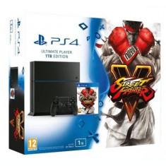 Consola PlayStation 4 Ultimate Player Edition 1TB + joc Street Fighter V