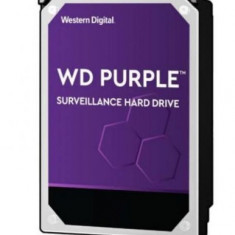 HDD WesternDigital Purple, 8TB, SATA III 600, 5400 RPM, 256 MB Buffer