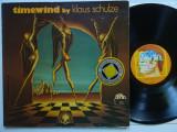 LP Klaus Schulze – Timewind (NM) Germany, VINIL