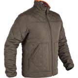 Jachetă matlasată 100 verde