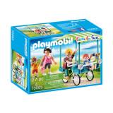 Cumpara ieftin Set de joaca Playmobil Family Fun, Bicicleta De Familie
