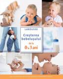 Cresterea bebelusului de la 0 la 3 ani, Larousse