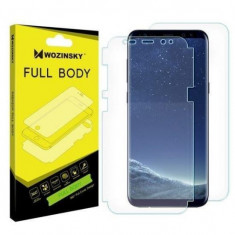 Folie Protectie Samsung Galaxy S8 Plus Full Body Self Repair Wozinsky