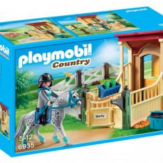 Playmobil - Appaloosa si calul ei