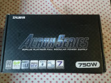 Sursa PC Full Modulara Zalman ZM750-ARX 750W Platinum.