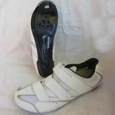 Pantofi ciclism de sosea marca SHIMANO WR 32, marime 40.5 (25.8 cm)