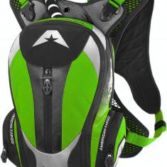 Rucsac America Kargo cu hidratare 2.0 verde Cod Produs: MX_NEW 35190010PE