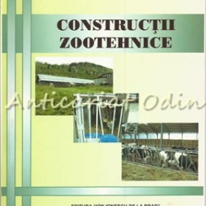 Constructii Zootehnice - Corneliu Leonte