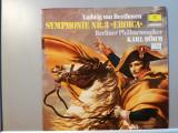 Beethoven – Syphony no 3 (1962/Deutsche Grammophone/RFG) - VINIL/ca Nou (M), Deutsche Grammophon