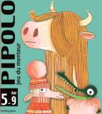 Joc de carti pentru copii, Trombon Djeco Pipolo