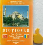 Dictionar turc-roman Agiemin Baubec Deniz Baubec Geafer