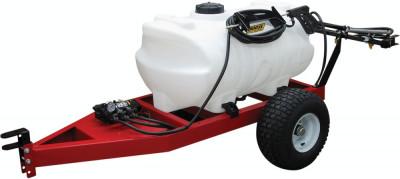 Dispozitiv Moose Plow pulverizare 227 litri cu remorca Cod Produs: MX_NEW 45030077PE foto