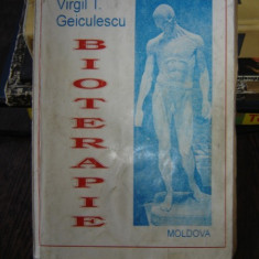 BIOTERAPIE - VIRGIL T. GEICULESCU