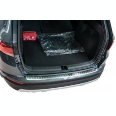 Ornament protectie bara din inox calitate premium Seat Ateca 2016-2019
