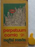 Perpetuum comic Moftul Roman 91