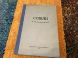 Coruri pe trei voci egale și mixte/ 1972/carte muzica