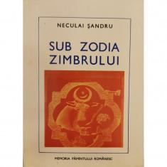 Sub Zodia Zimbrului - Neculai Sandru