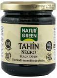 TAHIN NEGRU BIO, 180G NATUR GREEN