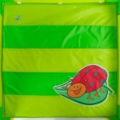 Tarc pentru copii Caretero Quadra 2014 Green
