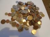 Bnk mnd  Lot 1  kg monede ww, Europa