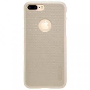 Husa Nillkin Super Frosted Shield Aurie Folie Sticla Pentru Iphone 7 PlusIphone 8 Plus
