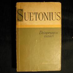 Suetonius - Doisprezece 12 cezari