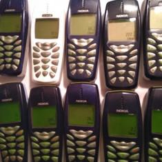 LOT 10 telefoane NOKIA 3510 Libere de retea , functionale