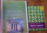 Teste chimie organica admitere medicina