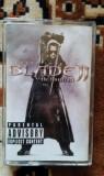 Vand album in original Blade II - The Soundtracks, Casete audio