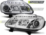 Faruri VW TOURAN 02.03-10.06 / CADDY DAYLIGHT Crom