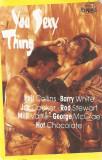 Caseta You Sexy Thing: Joe Cocker, Milli Vanilli, Rod Stewart
