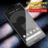 Folie sticla securizata 9D FULL GLUE pentru Google Pixel 3 / Google Pixel 3 XL