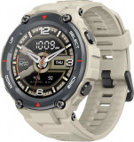 Smartwatch Amazfit T-Rex Rezistent la apa 5ATM Ecran AMOLED 1.3inch Khaki
