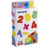 Miniland - Numere magnetice 54