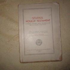 studiul noului testament an 1954 manual pentru studenti x16