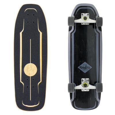 Surf Skate Mindless Longboards Black 30''/76cm foto