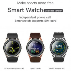 Ceas Smartwatch V5 Galax telefon,suport Sim,Touch,foto/video,Bluetooth,G-sensor
